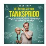 Omslag Rapps bok om tankspriddhet
